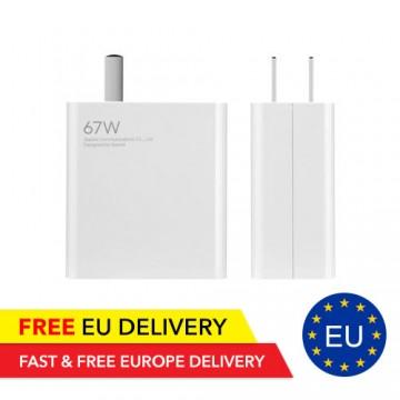 Xiaomi 67 Watt Charger - USB C - EU WAREHOUSE - Xiaomi - TradingShenzhen.com