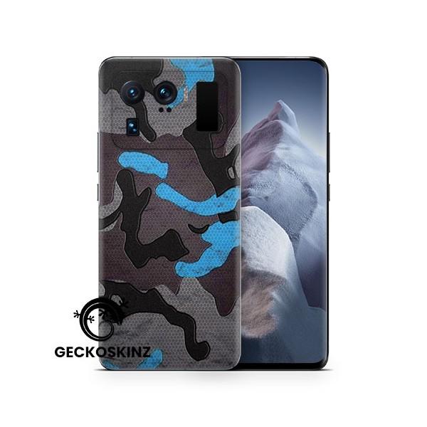 GeckoSkinz - Camouflage Blue Glow - GeckoSkinz - TradingShenzhen.com
