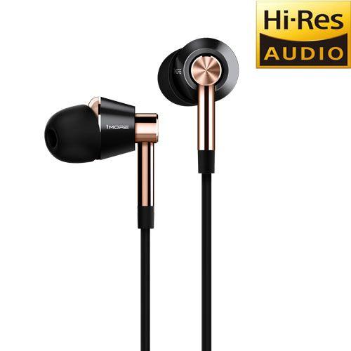 1MORE Tripe In-Ear headphones