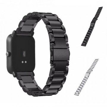 Xiaomi Amazfit Bip Replacement Strap Stainless Steel 20 mm
