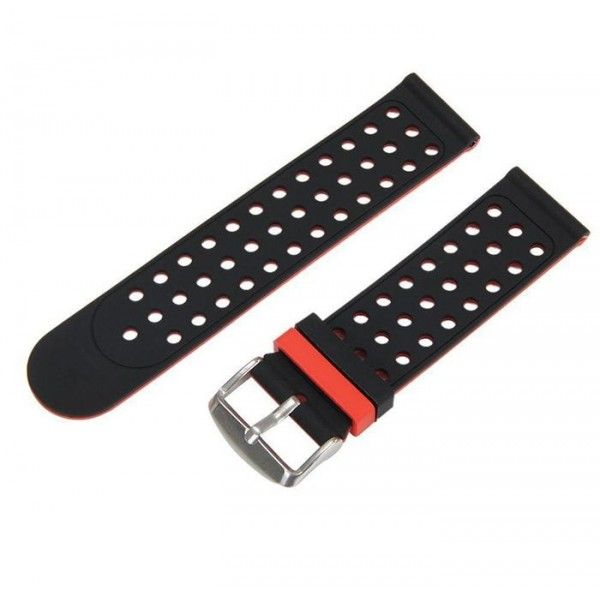 Xiaomi Amazfit Bip Replacement Strip TwoTone Silicone - NoName | Tradingshenzhen.com