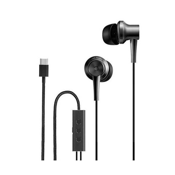 Xiaomi Piston Noise Cancelling Earphones USB-C - Earphones