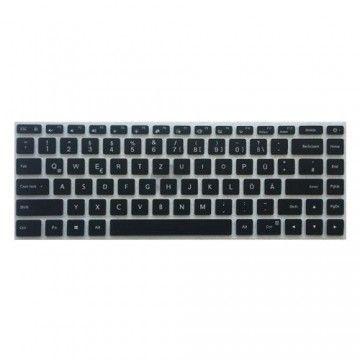 Deutsche Silikon Tastatur Abdeckung Mi Pro 15.6 Zoll - NoName - TradingShenzhen.com