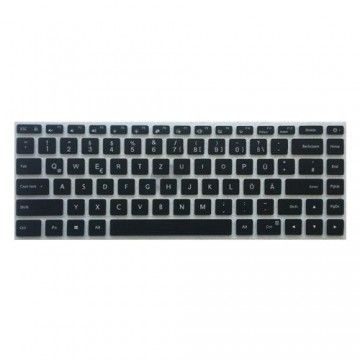 German silicon keyboard cover for the Mi Pro 15.6 Inch