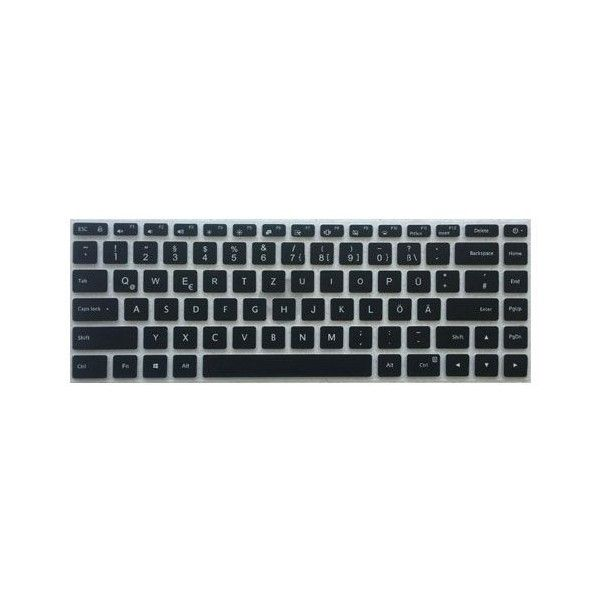 German silicon keyboard cover for the Mi Pro 15.6 Inch - NoName | Tradingshenzhen.com