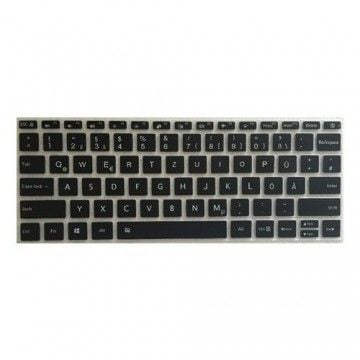 German silicon keyboard cover for the Mi Air 12.5 Inch - NoName - TradingShenzhen.com
