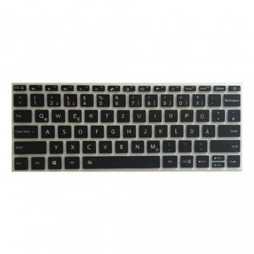 German silicon keyboard cover for the Mi Air 12.5 Inch - Mi Air 12.5 Inch