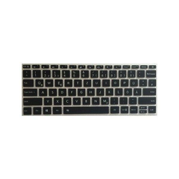 Deutsche Silikon Tastatur Abdeckung Mi Air 12.5 Zoll - NoName | Tradingshenzhen.com