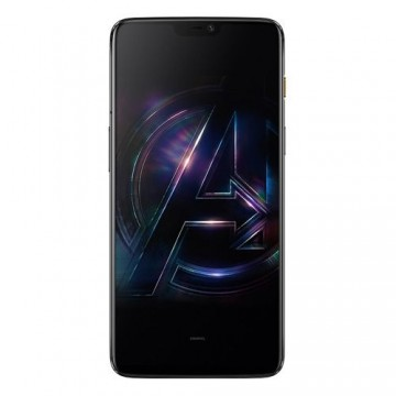 OnePlus 6 - 8GB/256GB - Avengers Edition