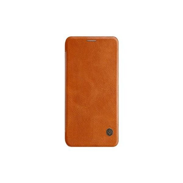 Huawei Honor 10 Leather Flipcover *Nillkin* - Flipcover & Bumper