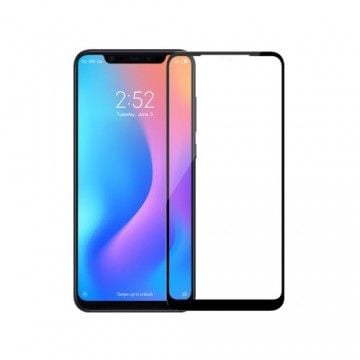 Xiaomi Mi8 Full Frame Curved Tempered Glass *Nillkin* - Displayschutz