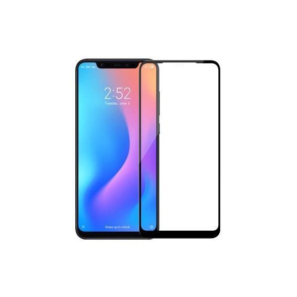 Xiaomi Mi8 Full Frame Curved Tempered Glass *Nillkin* - Nillkin | Tradingshenzhen.com