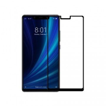 Xiaomi Mi8 SE Full Frame Curved Tempered Glass *Nillkin* - Displayschutz