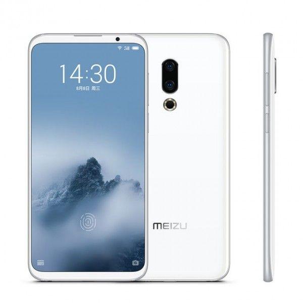 Meizu 16th - 6GB/128 GB - Snapdragon 845 - Meizu | Tradingshenzhen.com