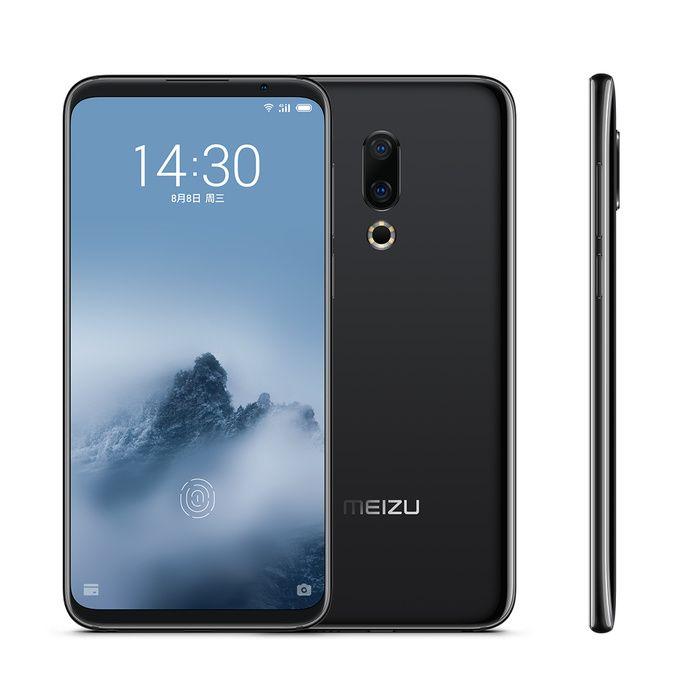 Meizu 16 - 8GB/128 GB - Snapdragon 845