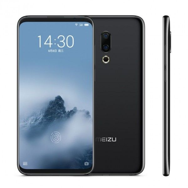 Meizu 16th PLUS - 8GB/128 GB - Snapdragon 845 - Meizu | Tradingshenzhen.com