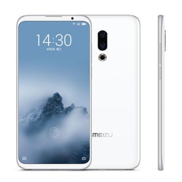 Meizu 16th PLUS - 8GB/128 GB - Snapdragon 845 - Meizu - TradingShenzhen.com