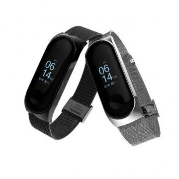 Xiaomi Mi Band 3 / Band 4 Steel Replacment * Branches*