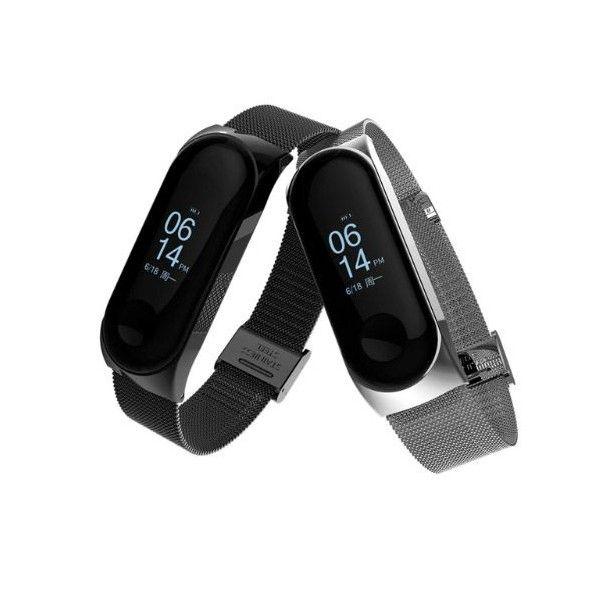 Xiaomi Mi Band 3 Metall Ersatzband * MIJOBS* - Fitness Tracker
