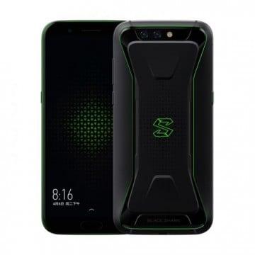 Xiaomi Black Shark - 8GB/128GB - inkl. Gamepad