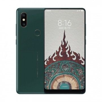 Xiaomi Mi MIX 2s - 8GB/256GB - Emerald Grün
