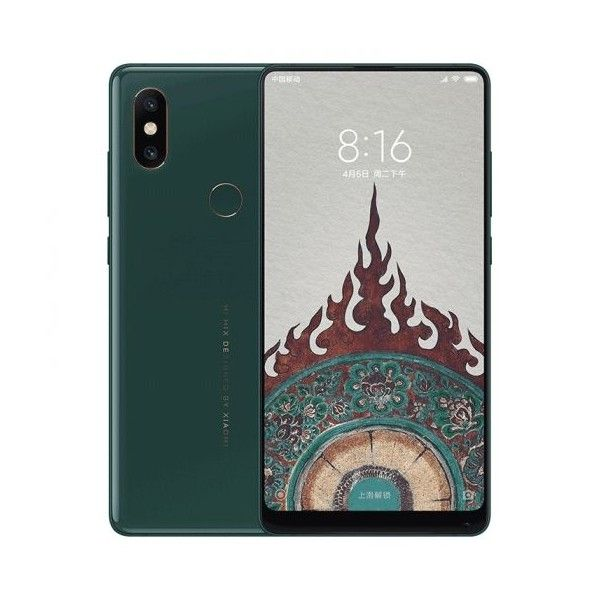 Xiaomi Mi MIX 2s - 8GB/256GB - Emerald Green - Mi Mix 2 / Mix 2s
