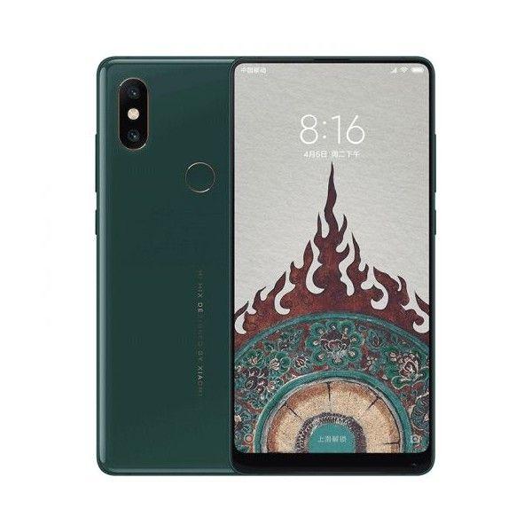 Xiaomi Mi MIX 2s - 8GB/256GB - Emerald Grün - Mi Mix 2 / Mix 2s