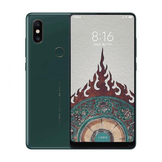 Xiaomi Mi MIX 2s - 8GB/256GB - Emerald Grün