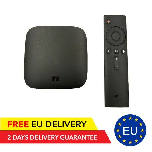 Xiaomi 4K Mi TV Box - Global - EU Device