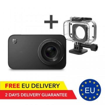 Xiaomi MiJia Mini 4K Action Camera + Unterwater Case - GLOBAL