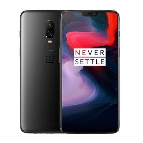 OnePlus 6 - 8GB/256GB - Midnight Black