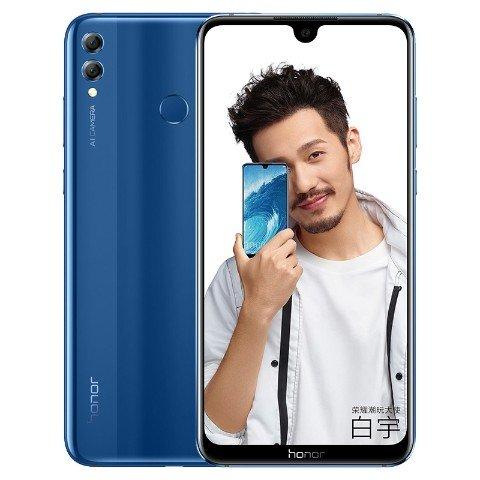 Honor 8X Max - 4GB/128GB - Snapdragon 636