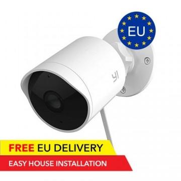 YI Überwachungskamera aussen 1080p - wasserdicht - Global
