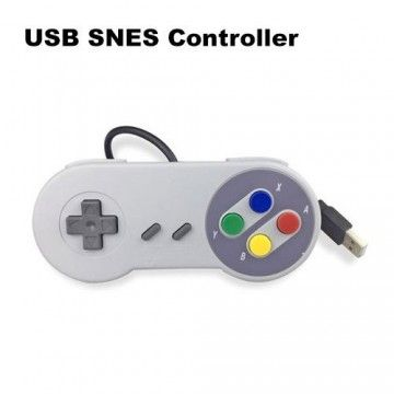 USB SNES Controller Standard - NoName | Tradingshenzhen.com