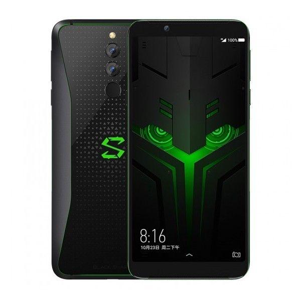 Xiaomi Black Shark Helo - 8GB/128GB - inkl. Gamepad - Xiaomi | Tradingshenzhen.com