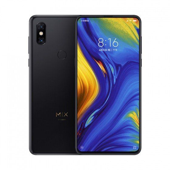 Xiaomi Mi MIX 3 - 6GB/128GB - Magnetic Slider