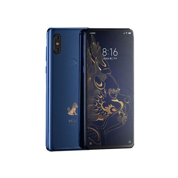 Xiaomi Mi MIX 3 - Forbidden City - 10GB/256GB - Xiaomi - TradingShenzhen.com