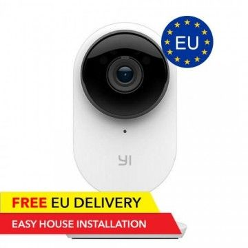 Yi Home Camera 2 - 1080p - intelligent Camera - Xiaomi | Tradingshenzhen.com