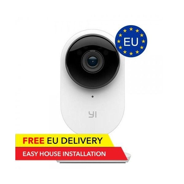 Yi Home Camera 2 - 1080p - intelligente Kamera - Global - Xiaomi | Tradingshenzhen.com