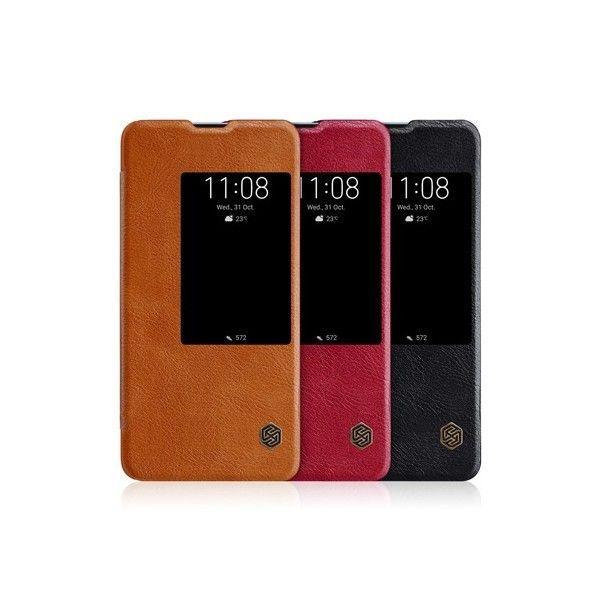 Huawei Mate 20 X Leder Flipcover *Nillkin* - Nillkin | Tradingshenzhen.com