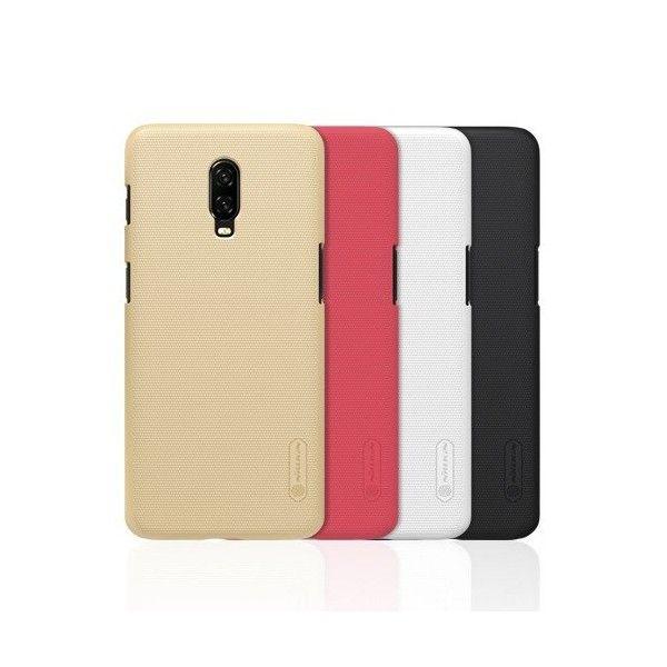 OnePlus 6T Frosted Shield *Nillkin* - Nillkin | Tradingshenzhen.com