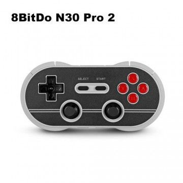 8BitDo N30 Pro 2 Controller - Bluetooth