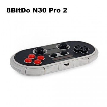 8BitDo N30 Pro 2 Controller - Bluetooth - 8BitDo | Tradingshenzhen.com