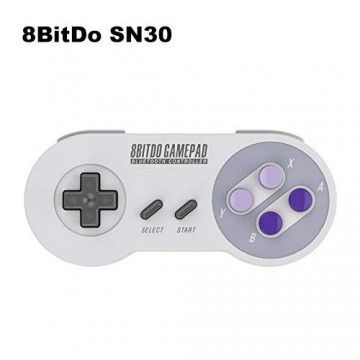 8BitDo SN30 Controller - Bluetooth