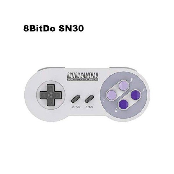8BitDo SN30 Controller - Bluetooth - 8BitDo | Tradingshenzhen.com