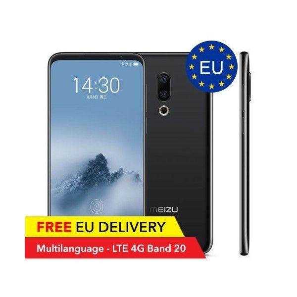 Meizu 16th - 6GB/64 GB - Global - EU Device - Meizu | Tradingshenzhen.com