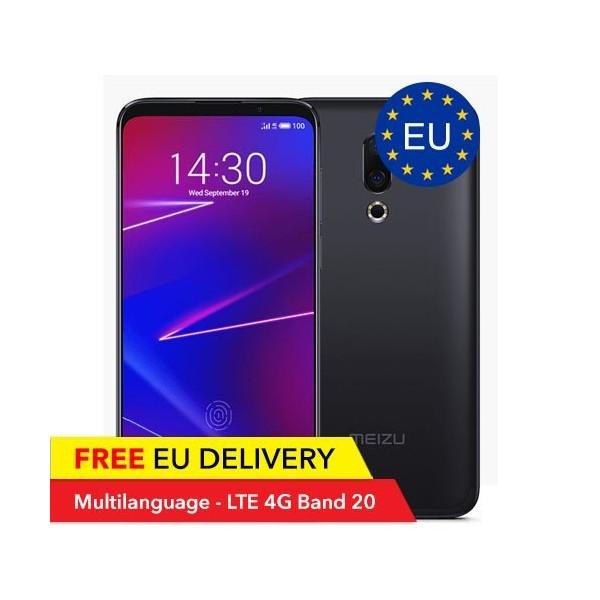 Meizu 16 - 6GB/64 GB - Global - EU Gerät - Meizu | Tradingshenzhen.com