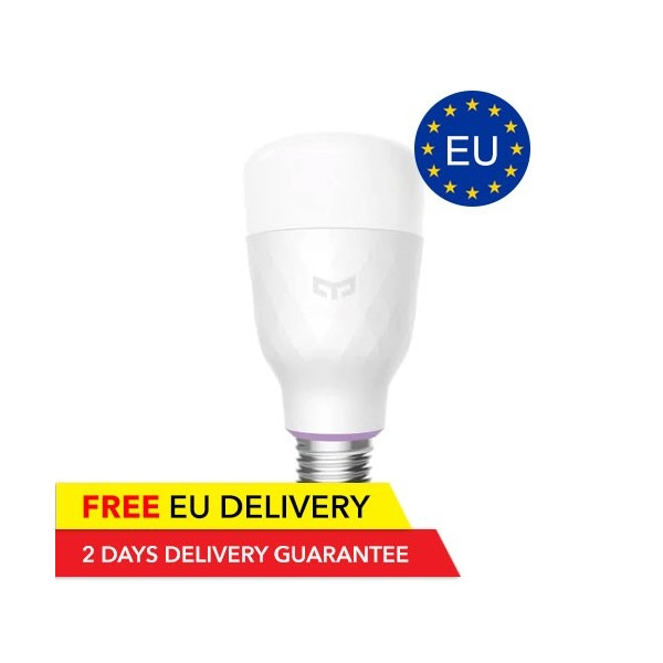 Xiaomi Yeelight 10W E27 LED Light Bulbs White - EU Device - Xiaomi | Tradingshenzhen.com