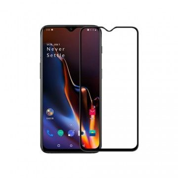 OnePlus 6T Full Frame Curved Tempered Glass *Nillkin*