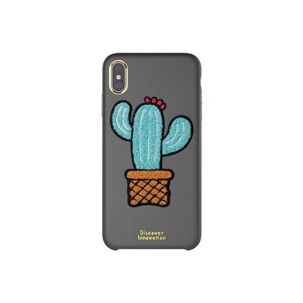 Apple iPhone XS MAX Plush Case Cactus * NILLKIN - Apple | Tradingshenzhen.com